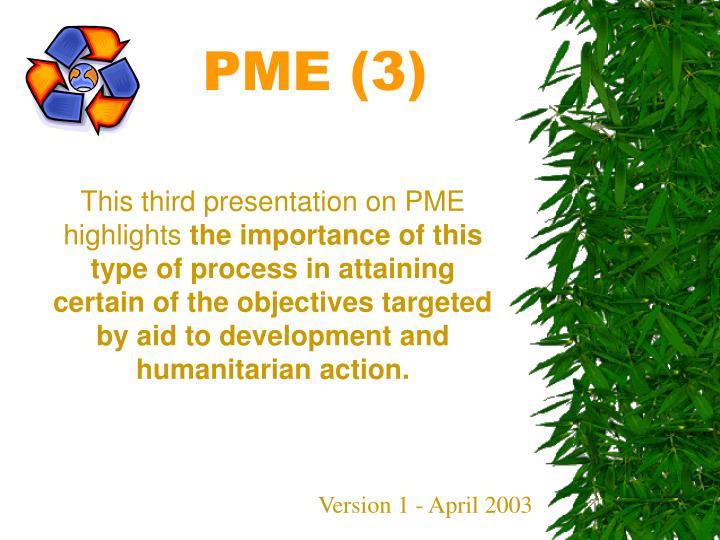 PME (3)