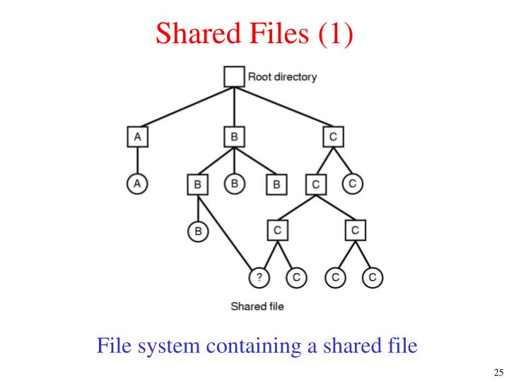 Shared Files (1)