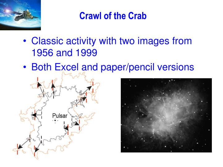 Crawl of the Crab