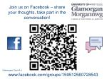 join us on facebook share your thoughts take part in the conversation2