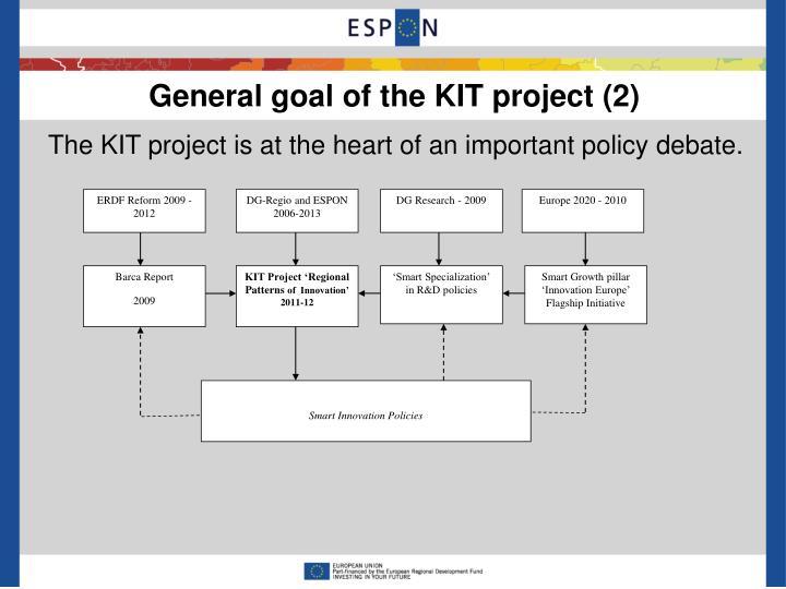 ERDF Reform 2009 - 2012