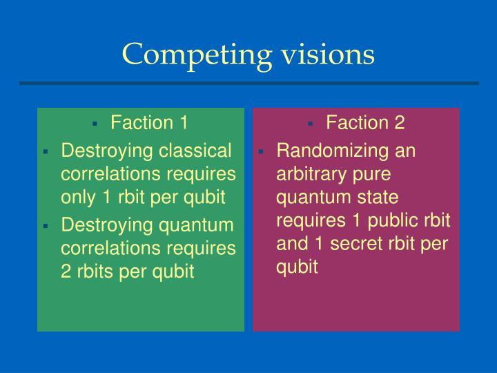 Faction 1