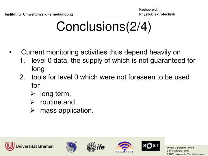 Conclusions(2/4)