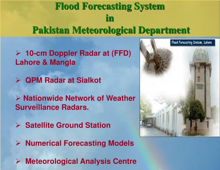 Flood Forecasting System