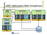 j2ee aplica es web complexas