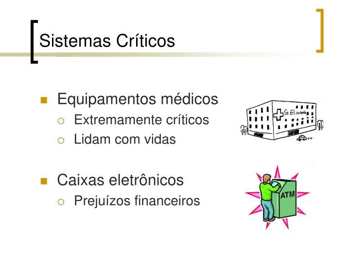 Sistemas Críticos