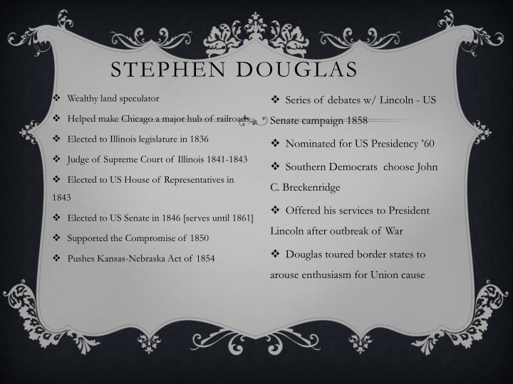 Stephen Douglas