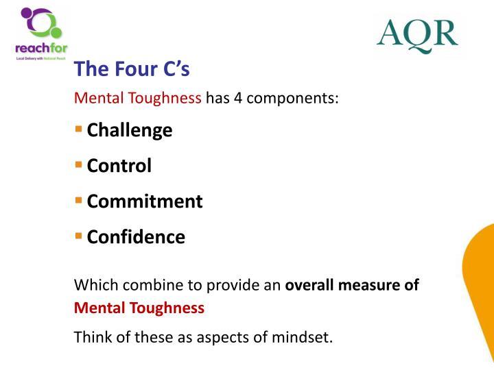 The Four C's