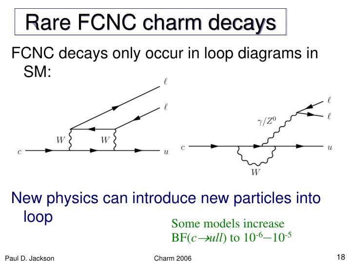 Rare FCNC charm decays