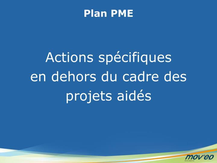 Plan PME