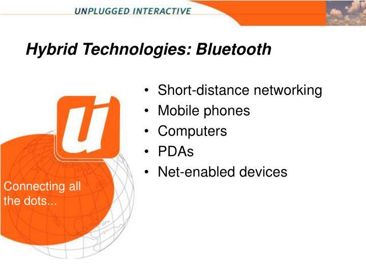 Hybrid Technologies: Bluetooth