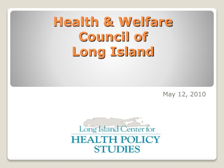 health welfare council of long island