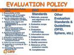 evaluation policy1
