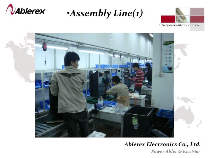 Assembly Line(1)