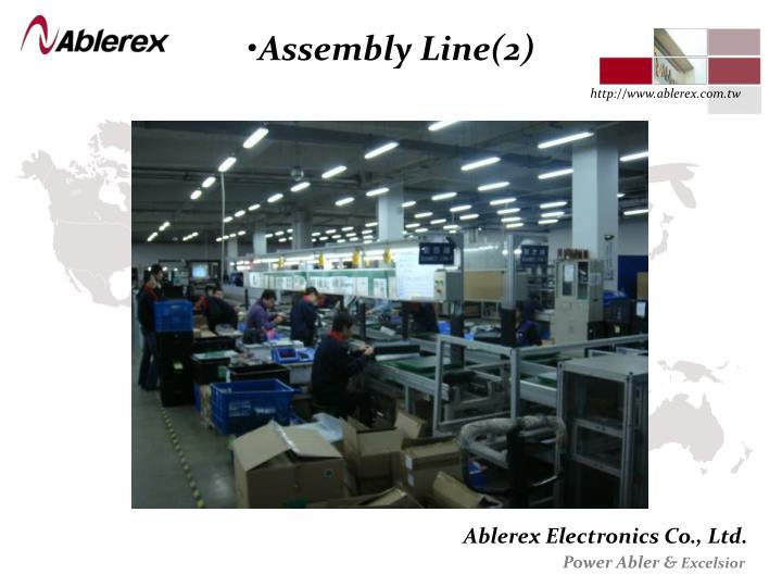Assembly Line(2)