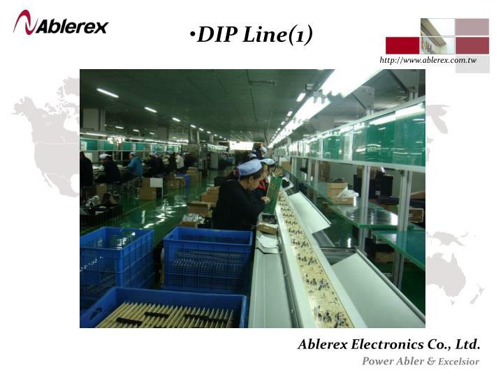 DIP Line(1)
