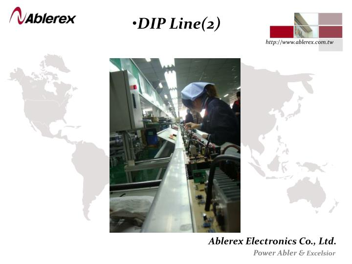 DIP Line(2)