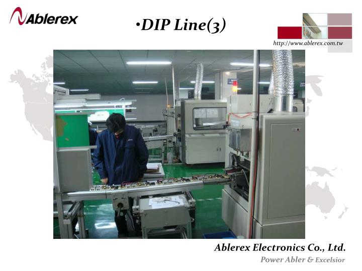 DIP Line(3)