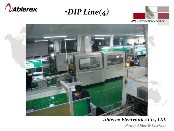 DIP Line(4)