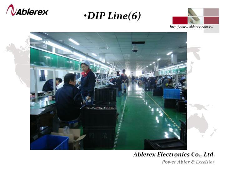 DIP Line(6)
