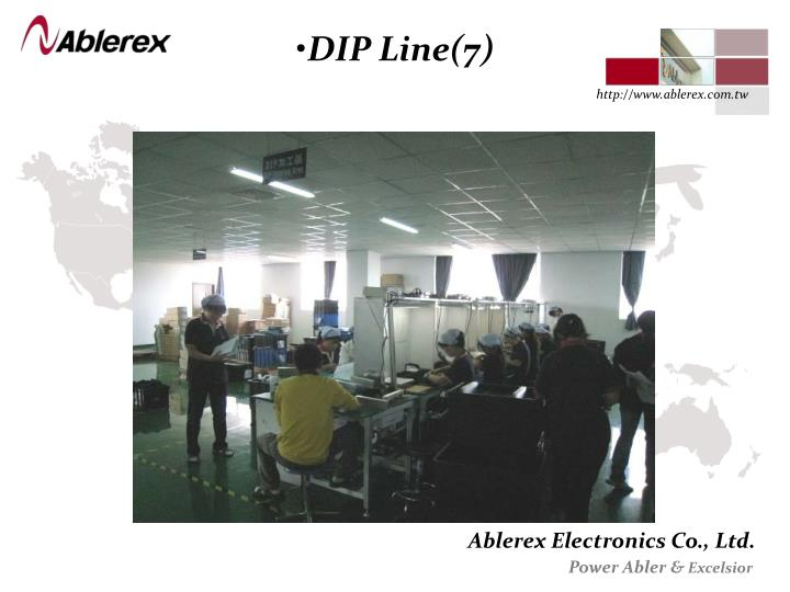 DIP Line(7)