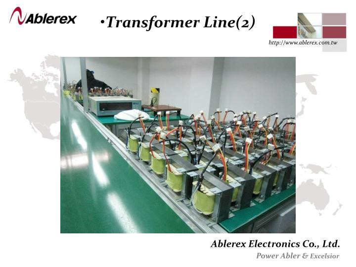 Transformer Line(2)