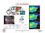 lis scalability