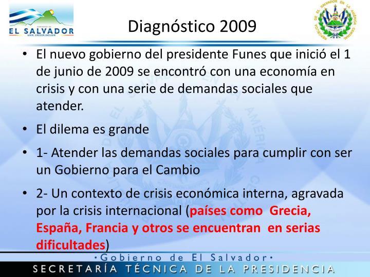 Diagnóstico 2009