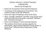 zachary johnson v central transport 11wc041328 factors ii through iv