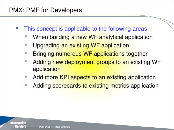 PMX: PMF for Developers