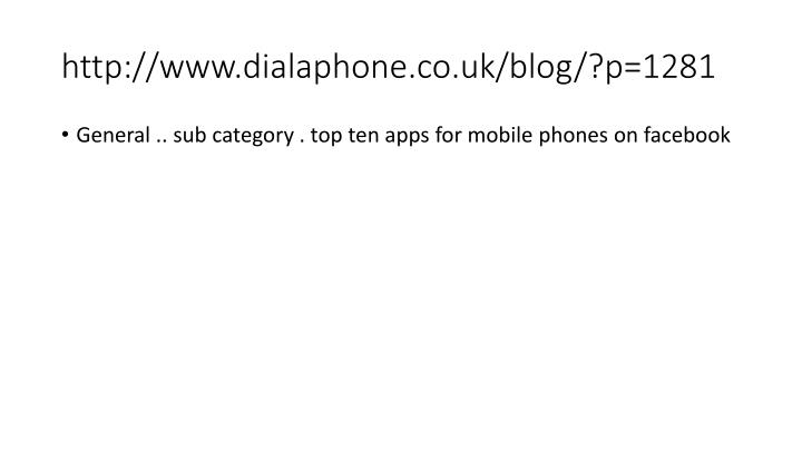 http://www.dialaphone.co.uk/blog/?p=1281
