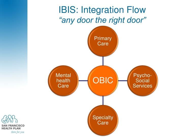 IBIS: Integration Flow