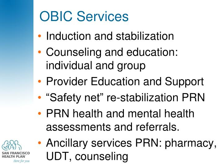 OBIC Services
