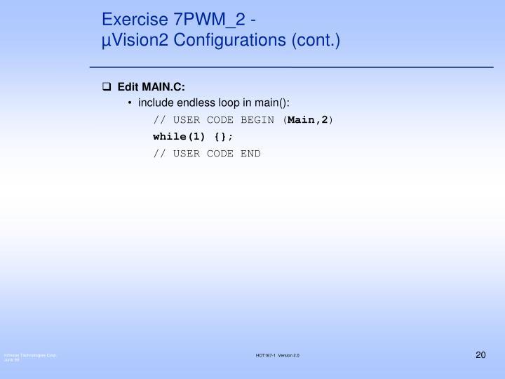 Exercise 7PWM_2 -