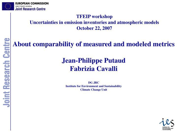 TFEIP workshop