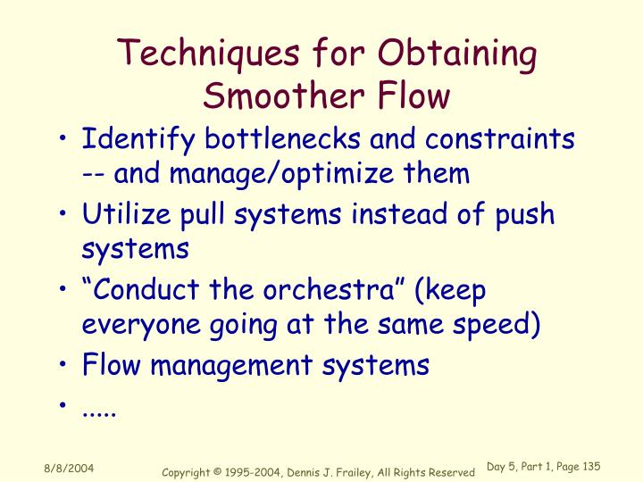 Techniques for Obtaining