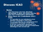 discuss ica31
