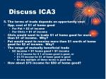 discuss ica33