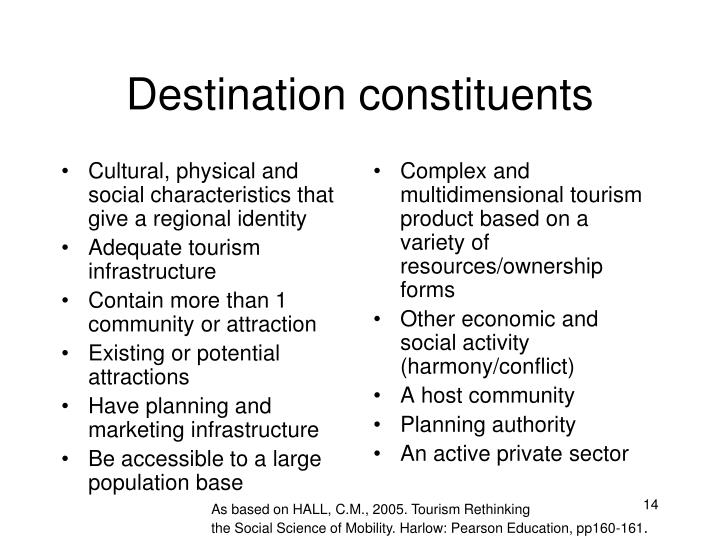 Cultural, physical and social characteristics that give a regional identity