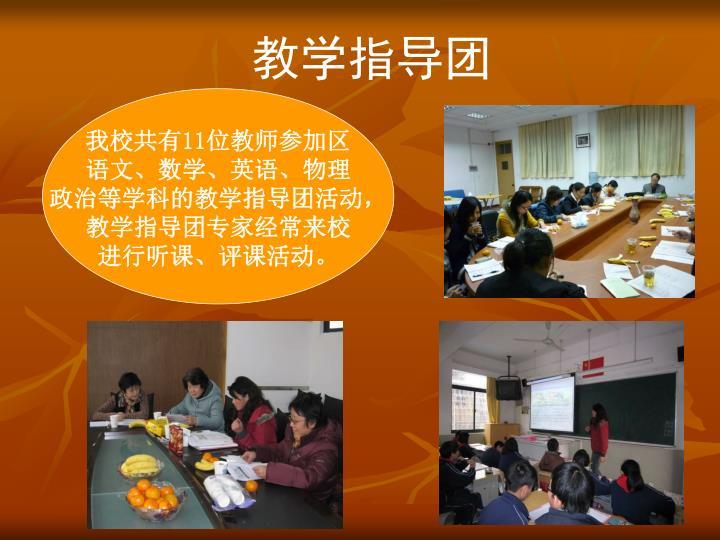 教学指导团