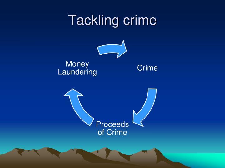 Tackling crime