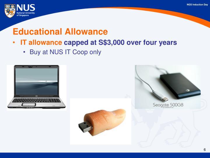 Educational Allowance