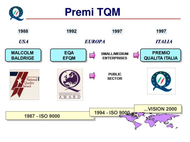 Premi TQM