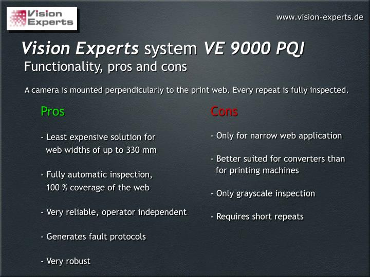 Vision Experts