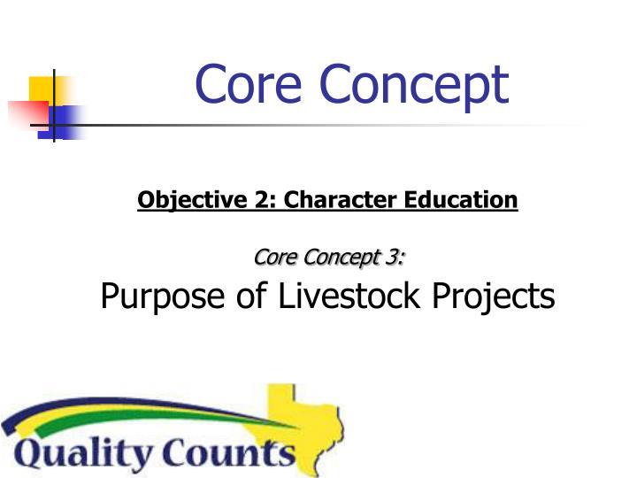 Core Concept