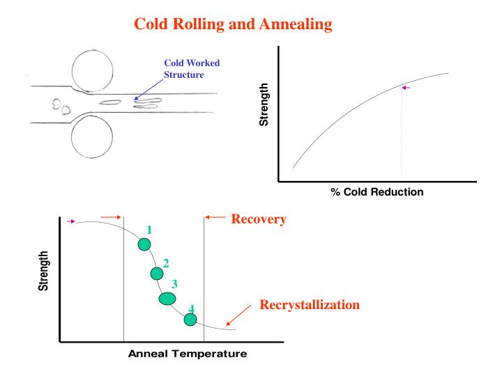 Cold Rolling and Annealing