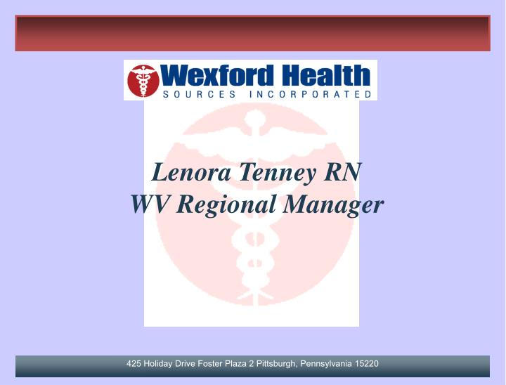Lenora Tenney RN