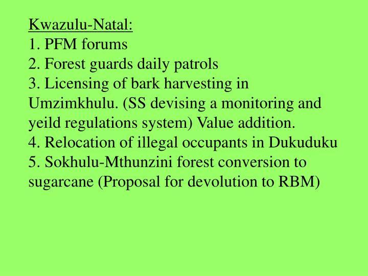 Kwazulu-Natal: