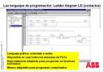 los lenguajes de programaci n ladder diagram ld contactos