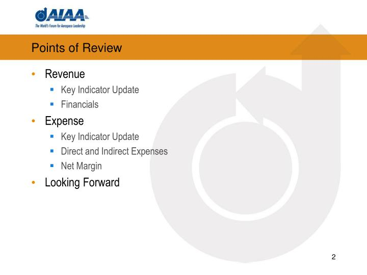 Points of Review